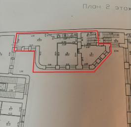 Помещение №307: план