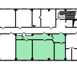 Помещение №716-720: план